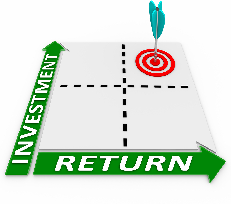 Maximize the return on your investment by increasing the amount