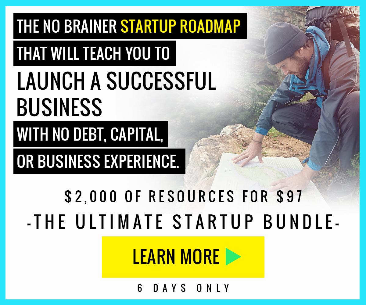 No Brainer Startup Bundle 2